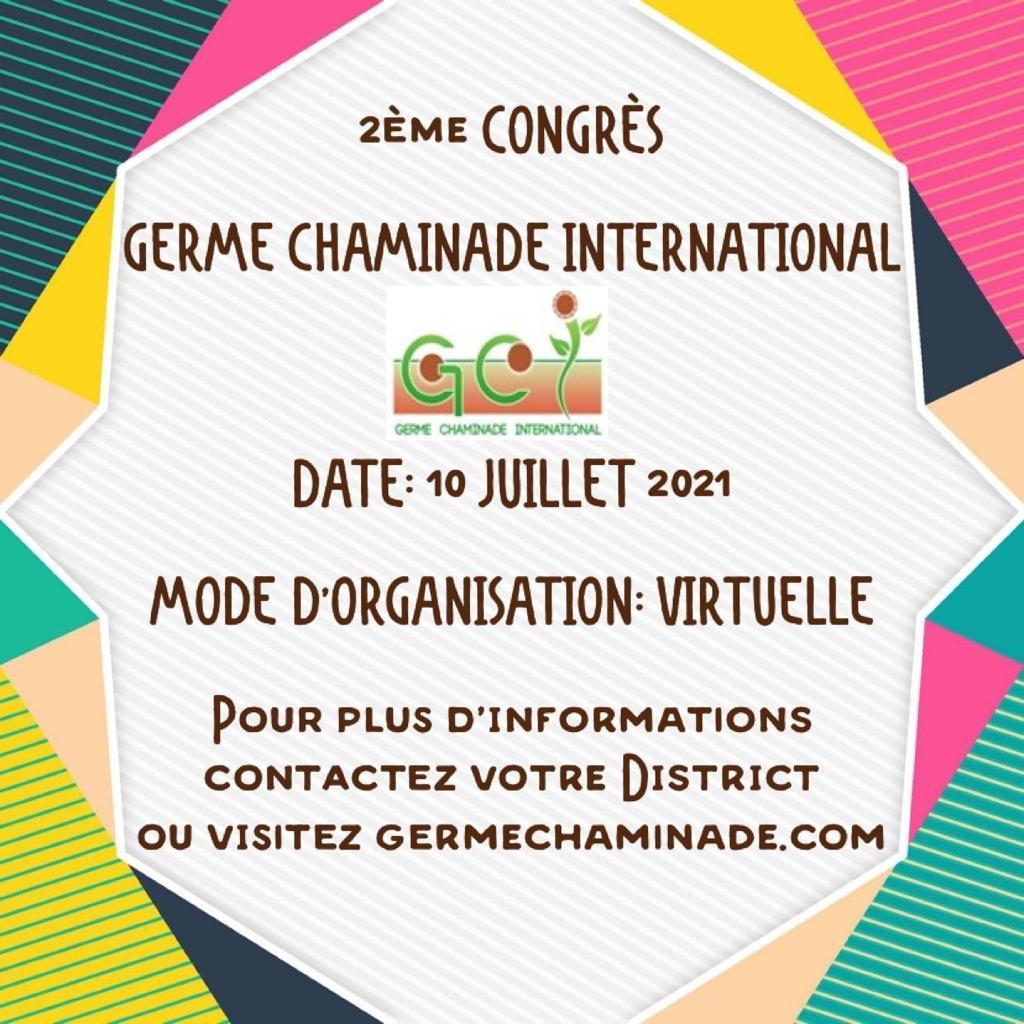 2eme Congres Flyer